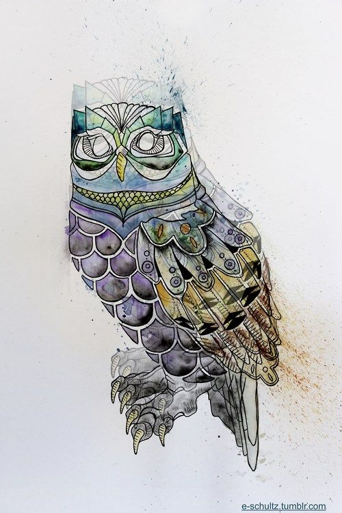 Owls of the mind
