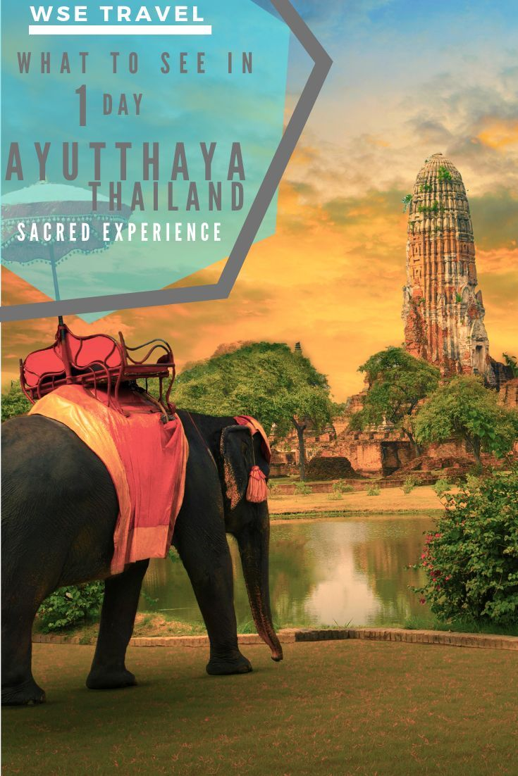 Ayutthaya Sacred Experience – Historical Park, Temples and Meditation