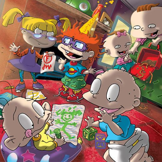 112 Best Images About Rugrats On Pinterest