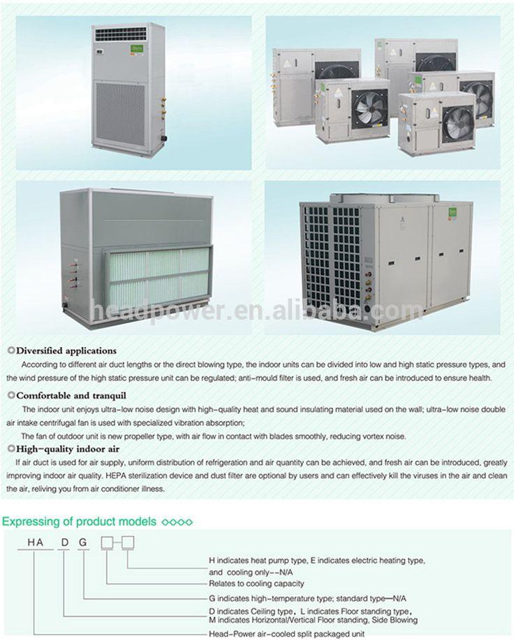 Portable Probox Airconditioner Split Unit