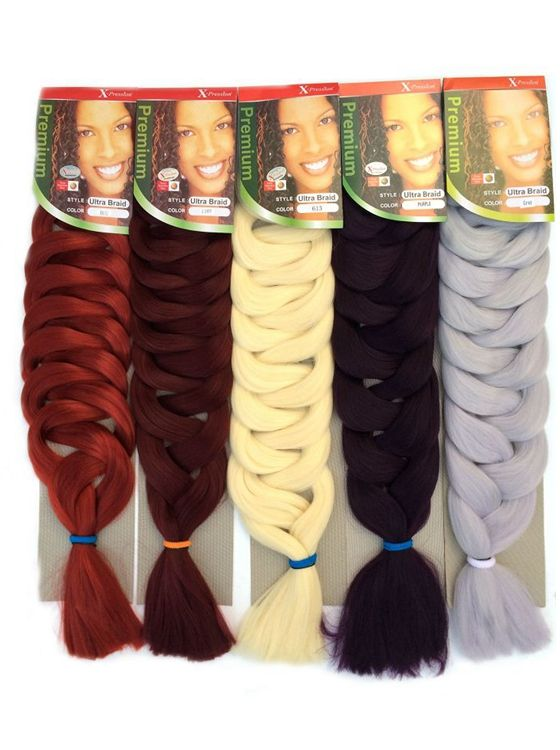 """100% Kanekalon Xpression Braiding Hair 82"""" 205cm We have 17 colors in stock, so don't hesitate to place order. make yourself more beautiful !"""