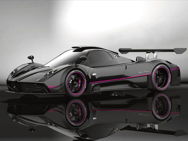Even in pink...damn!: Sports Cars, Luxury Cars, Sweet Riding, Pagani Zonda, 2009 Pagani, Passion Photo, Dreams Cars, 764 Passion, Fastest Cars