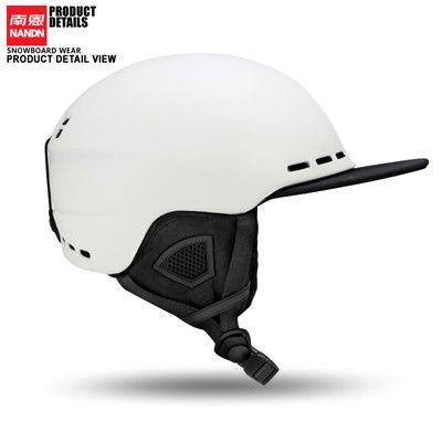 New NANDN Ski helmet Ultralight and Integrally-molded professional Snowboard helmet men Skating/Skateboard helmet Multi Color213