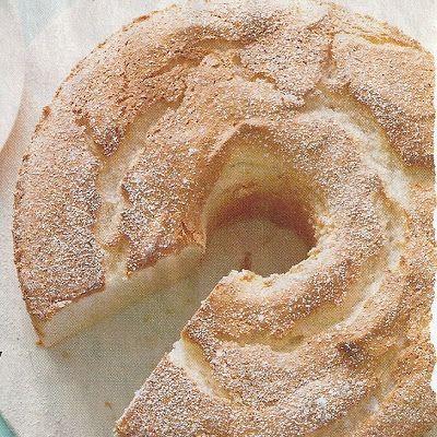 Williamsburg Orange Bundt Cake