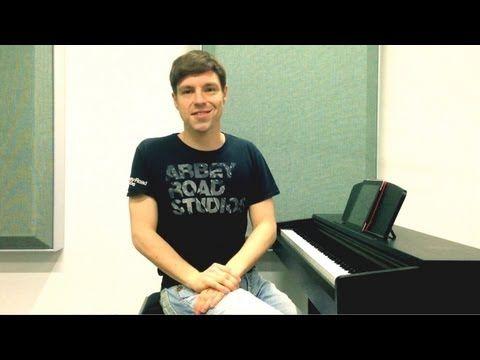 Klavier spielen lernen 'Forrest Gump' (Soundtrack)