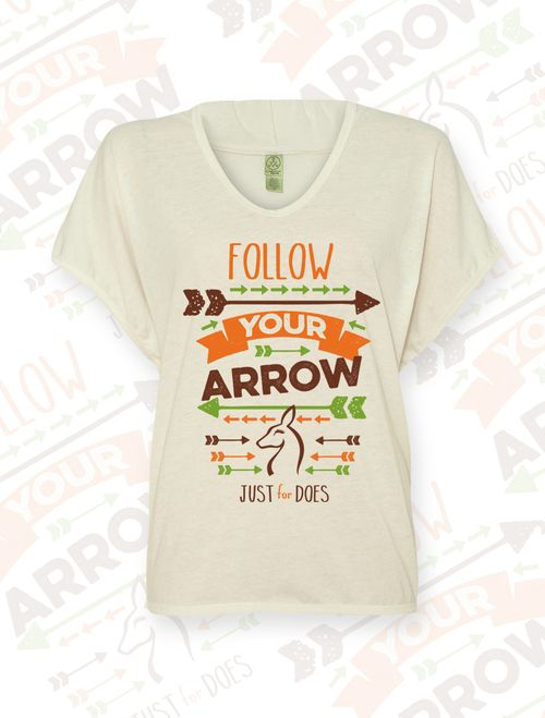 Follow Your Arrow Shirt - Just for Does