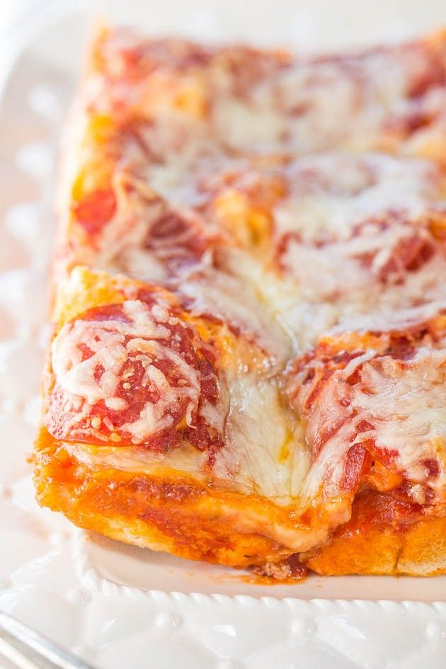 Easy Pizza Bake