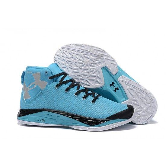 Cheap Cheap Under Armour Curry 6 Mens Basketball Shoes Blue White Online Basketball Shoes Online For Sale