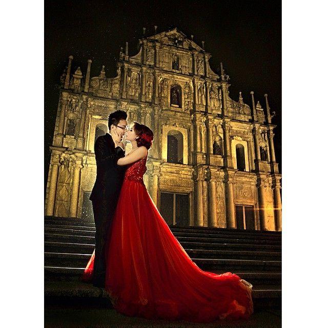 Macau prewedding