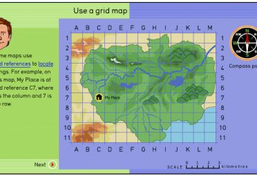 Introducing Mapping Skills Lesson – Year 2/3/4 - Australian Curriculum Lessons