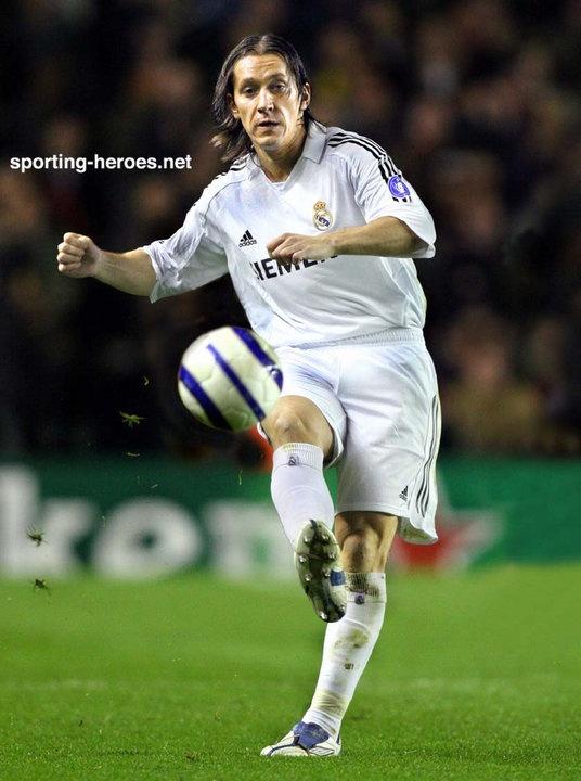 Michel SALGADO Real Madrid