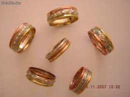 Resultado de imagen para anillos de cobre