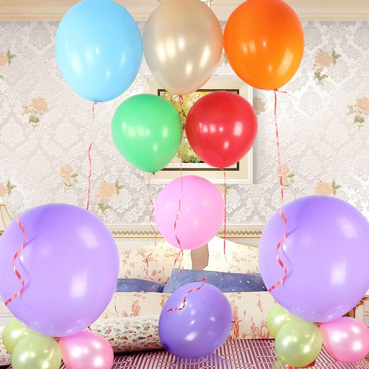 2017 Wholesale Large balloons 36 inches Large Giant Clear Transparent latex Balloon The Party Decoration 10pcs/lot Free Shipping