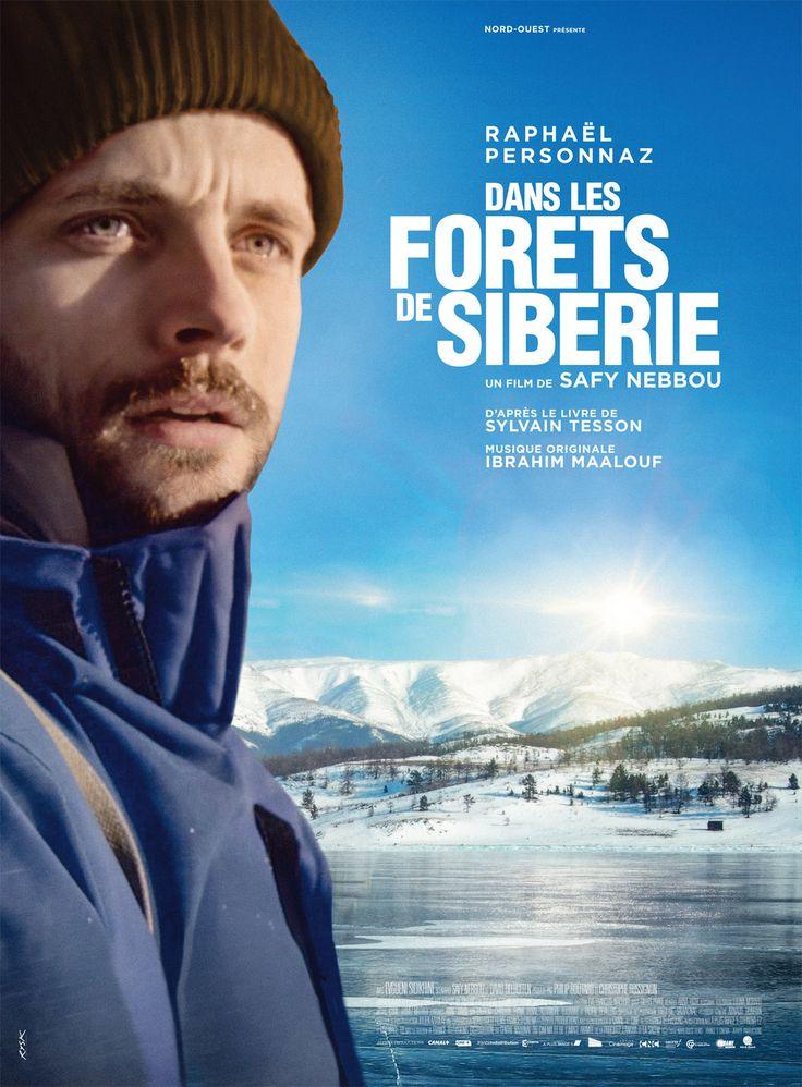 Un de mes films chéris cette année : Dans Les forêts de Sibérie. Raphael Personnaz x Sylvain Tesson x Ibrahim Maalouf pour la musique, et de magnifiques images sur un propos qui fait réfléchir.