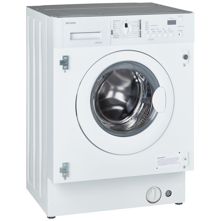 John Lewis JLBIWM1403 Integrated Washing Machine, 7kg Load, A++ Energy Rating, 1400rpm Spin, White on sale in the UK along with best prices on many other flooring goods.