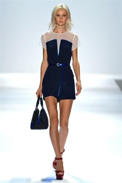 Sfilata Charlotte Ronson New York - Collezioni Primavera Estate 2013 - Vogue