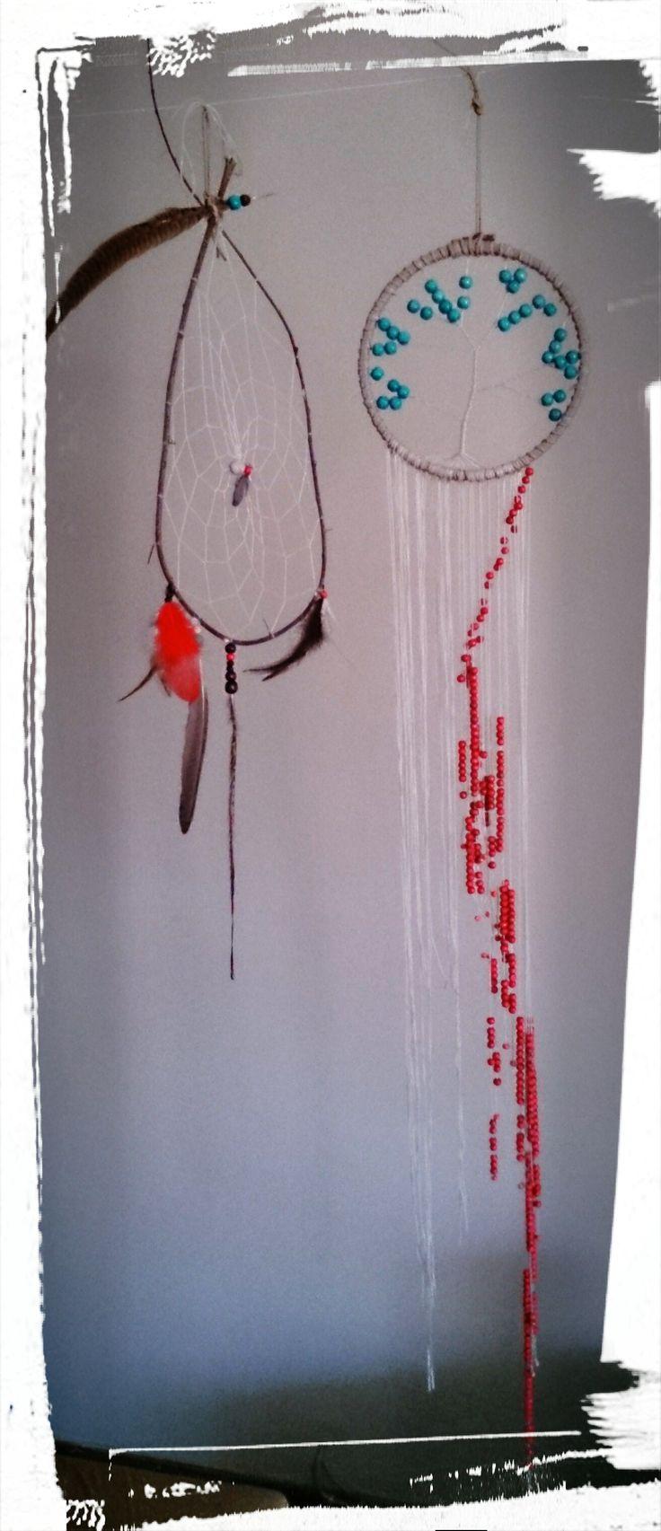 Handmade twigs dreamcatcher /Mandalay /tree of life /wall art