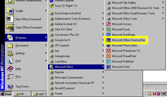Microsoft Office Shortcut Bar Get my FREE mini course here - create an invoice in microsoft word