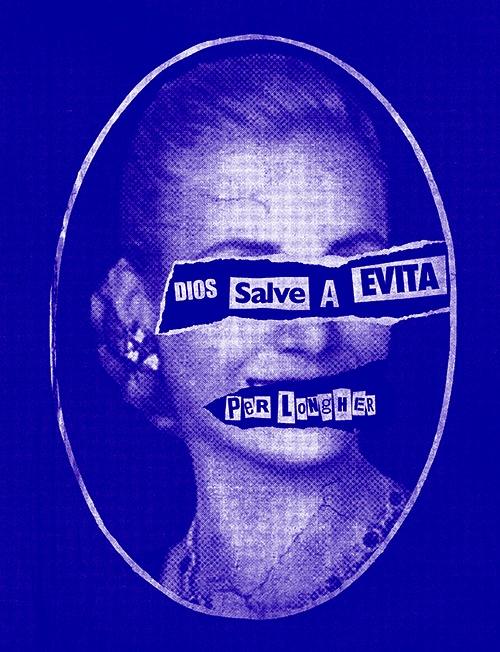 Dios salve a Evita y condene a Néstor