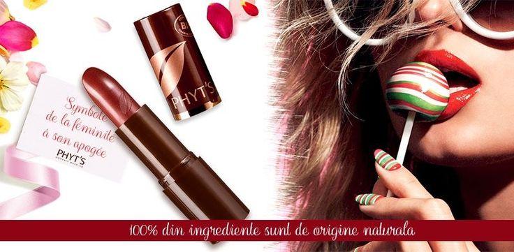 Rujul roşu e tot ce ne-am putea dori în acest sezon – şi cel mai des văzut pe catwalk! Înarmaţi-va cu o atitudine potrivită şi lăsaţi-l să-şi facă efectul: să atragă priviri admirative 👄💄 https://phytsmakeup.ro/ruj-natural/439-ruj-natural-liberty-cherry-phyt-s.html #red #phytsmakeup #lipstik #natural #makeup #beauty #liberty #cherry