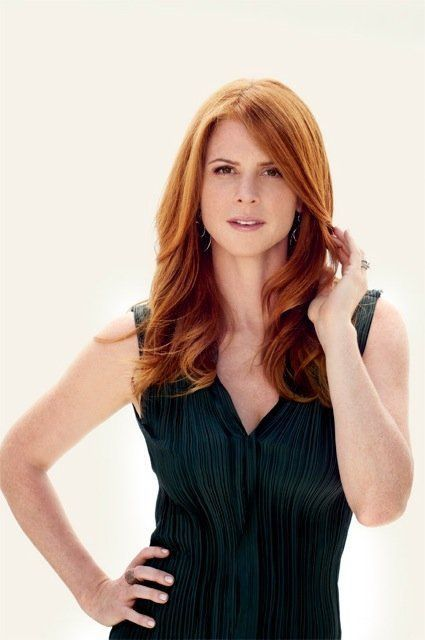 Beautiful Sarah Rafferty