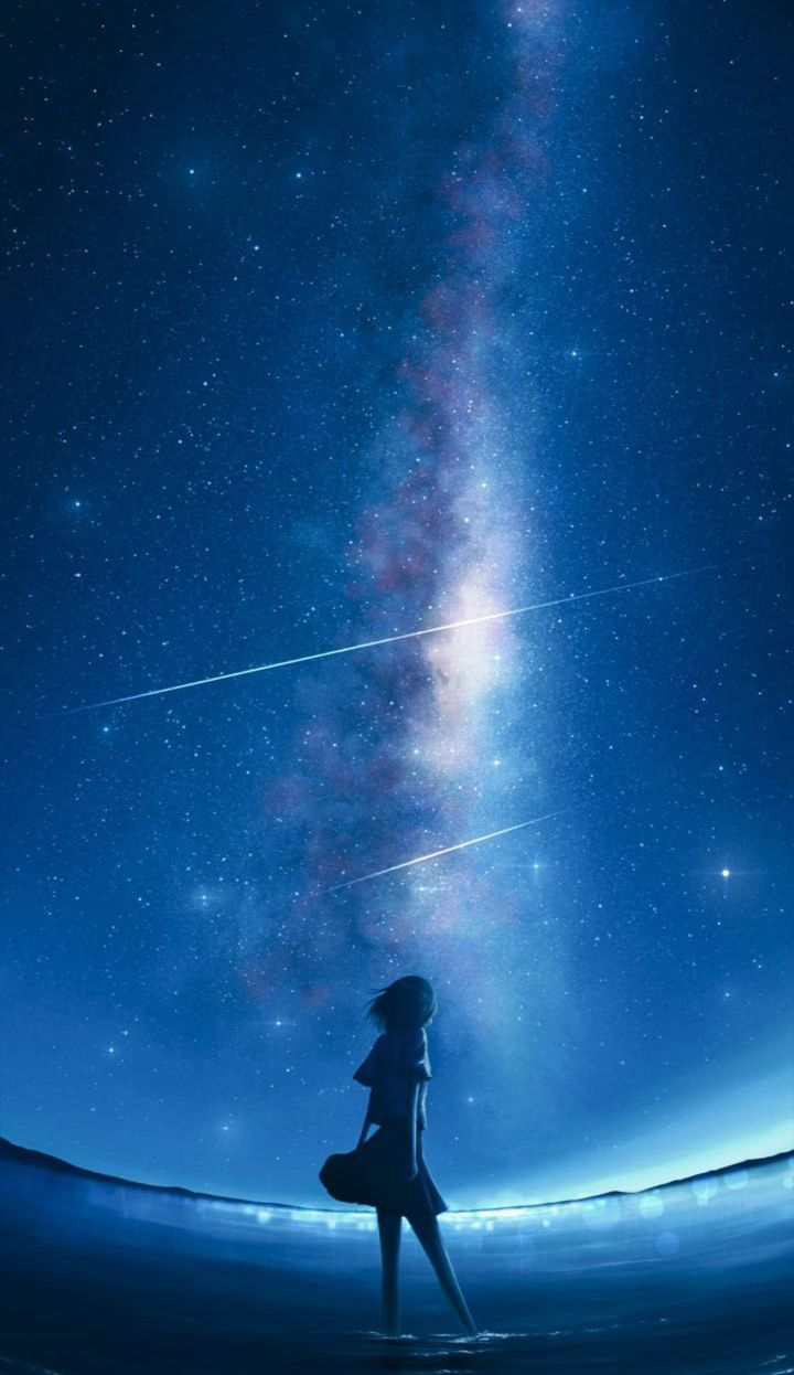 Anime Pictures Hiatus Anime Scenery Wallpaper Sky Anime Anime Scenery