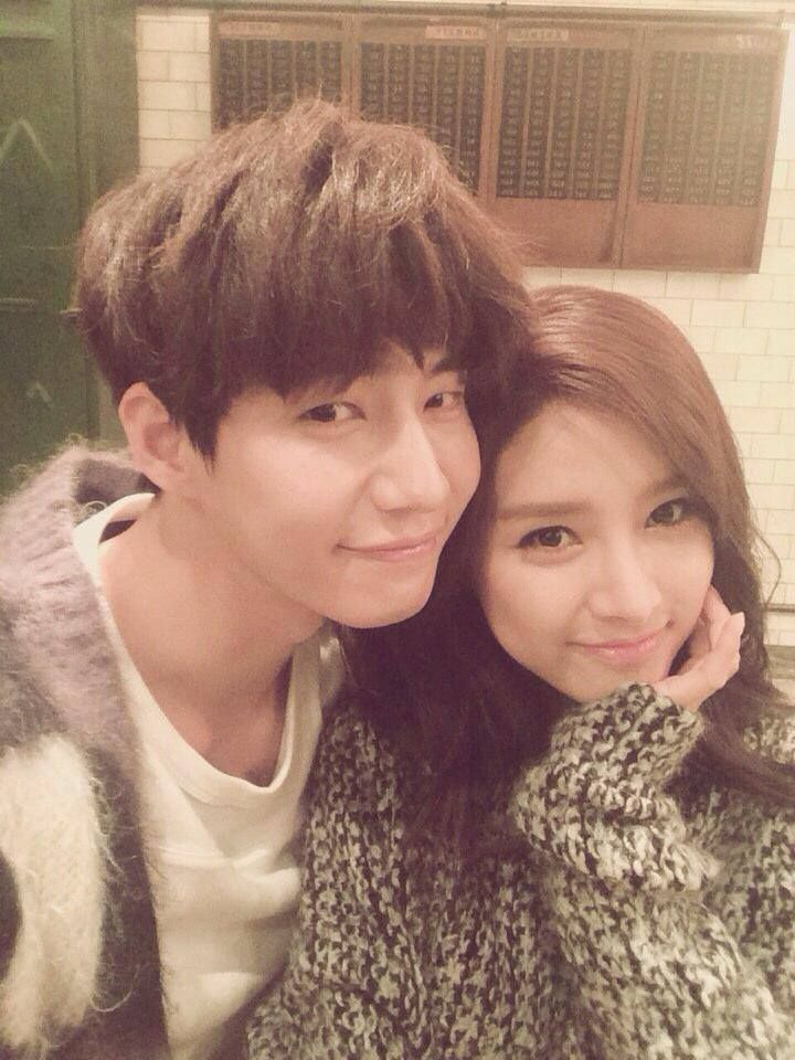 Song Jae Rim & Kim So Eun for Allure Mag Dec issue