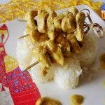 Pollo al curry ... il mio!