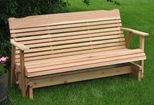 Outdoor Seating: Patio Gliders