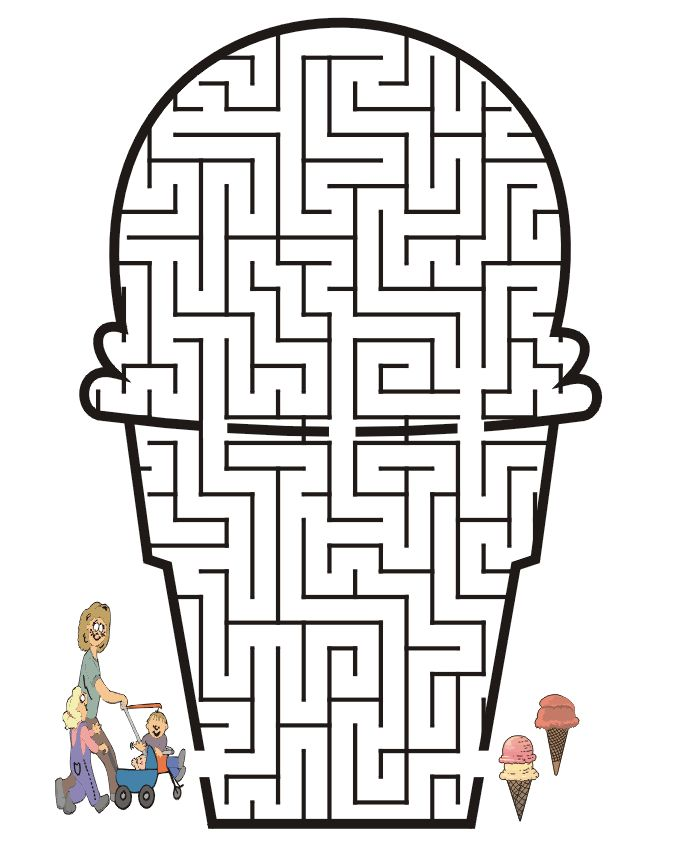 mazes to print   Maze Craze   Reflections of Pop Culture & Life's Challenges