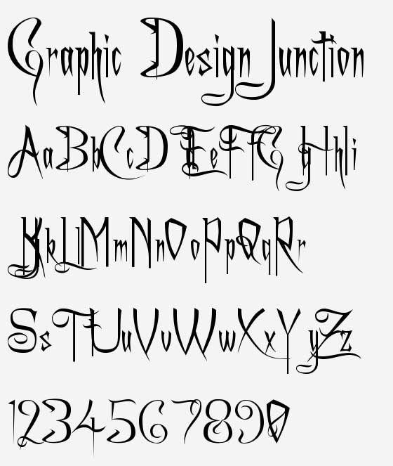 free fonts 50 remarkable fonts for professional designer - Halloween Writing Font