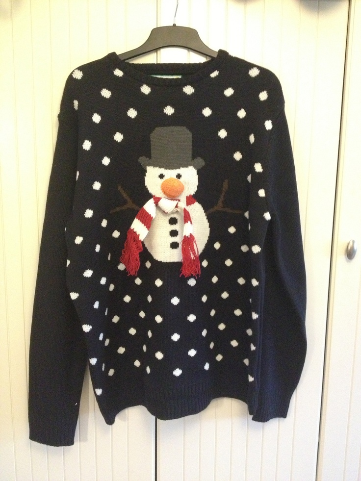 Xmas jumper from Primark