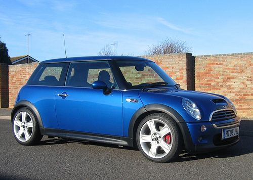 2005 MINI Cooper S JCW Cooper Works by Steve Coulter Performance Cars.