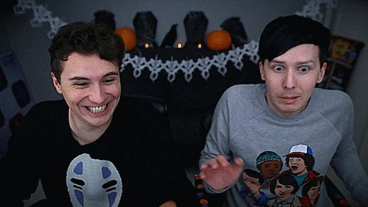 Dan's laugh the whole time was the best fucking thing in the video tbh