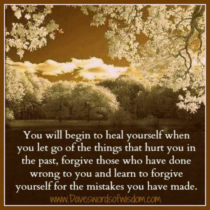 Quotes About Forgiving Yourself: Forgiveness Is A Beautiful Thing!