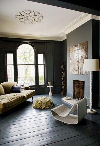 Las 25 mejores ideas sobre molduras de techo pintadas en for Molduras para chimeneas