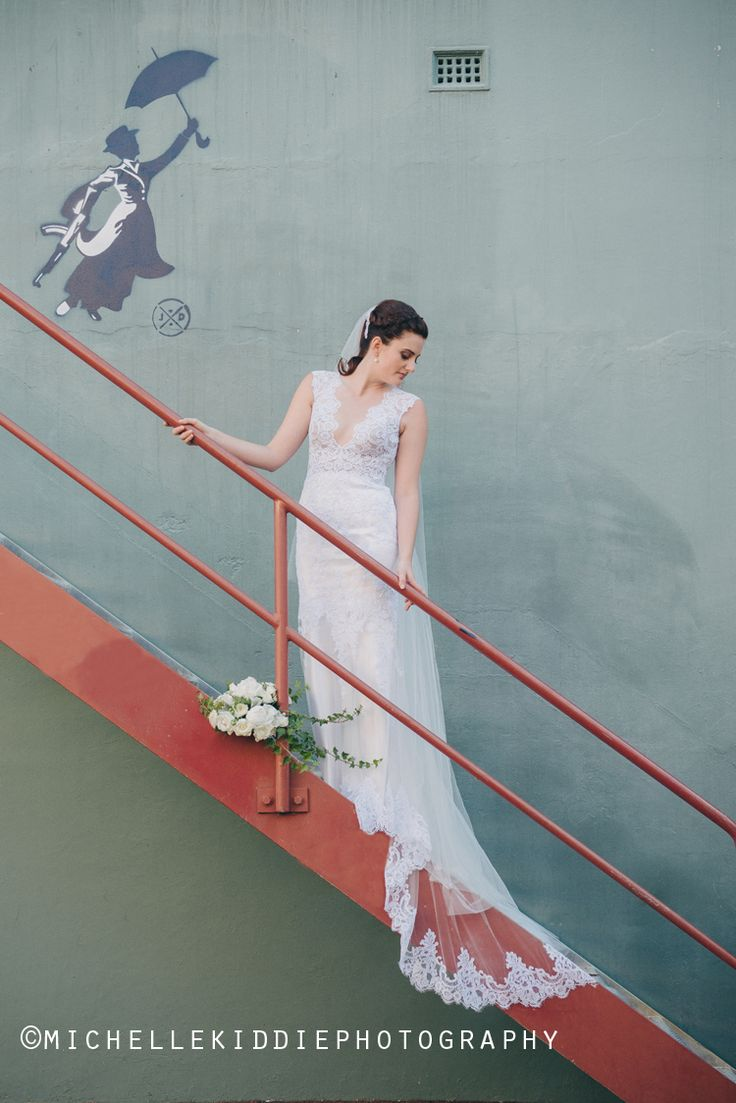 Michelle Kiddie Photography. Dress by Galleria Couture, Menora, Perth. Lamonts Bishop House Wedding.