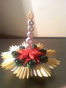 Lumanare decorativa