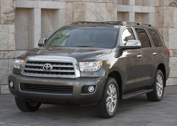 45 best Toyota Sequoia images on Pinterest