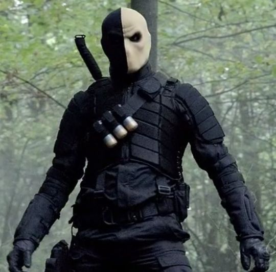 Billy Wintergreen from Arrow - Deathstroke