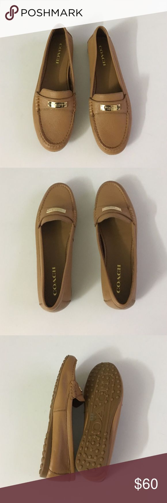 Coach flats new never used size 9.5 Coach flats new never used size 9.5 Coach Shoes Flats & Loafers