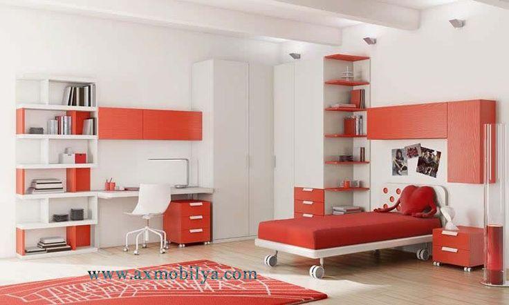 İtalyan Genç Odası Modelleri AX10511.. İtalyan Genç Odası Modelleri Hakkında Bilgiler..
