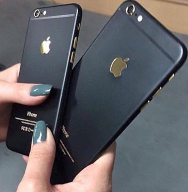 fd08b72841b phone cover black matte black matte iphone case gold iphone black ...