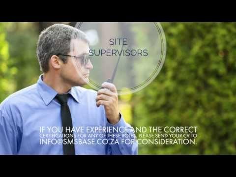 SMS Employment Opportunities