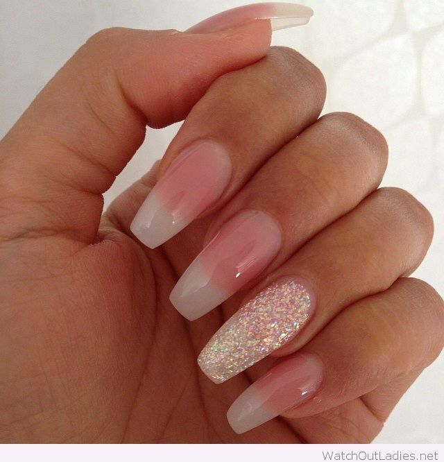 how to clean under acrylic nails