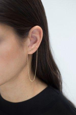 Melting Earrings | Jewellery | The Lifestyle Edit bijoux fantaisie tendance et idées cadeau femme à prix mini
