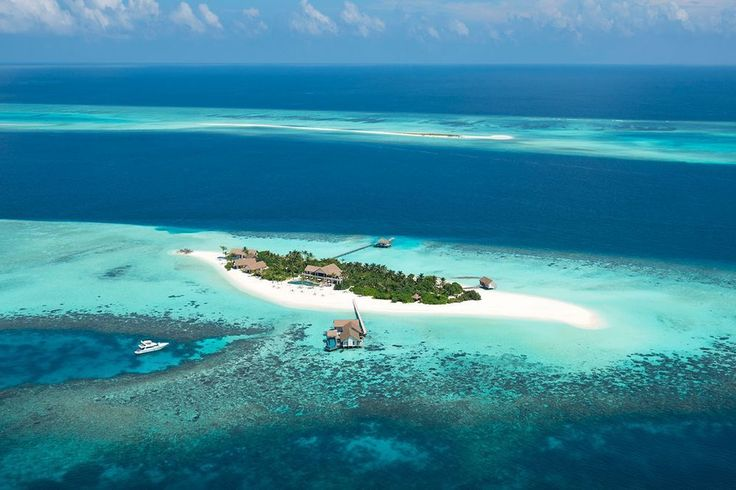 Best places to travel in 2018: Four Seasons Private Island Maldives at Voavah