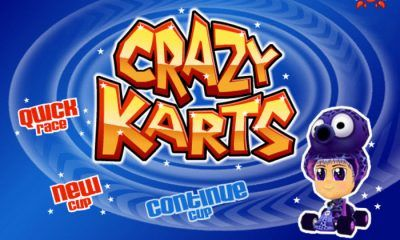 Crazy Karts – Free To Play Mobile Game  http://htl.li/ZeUm309uQhQ