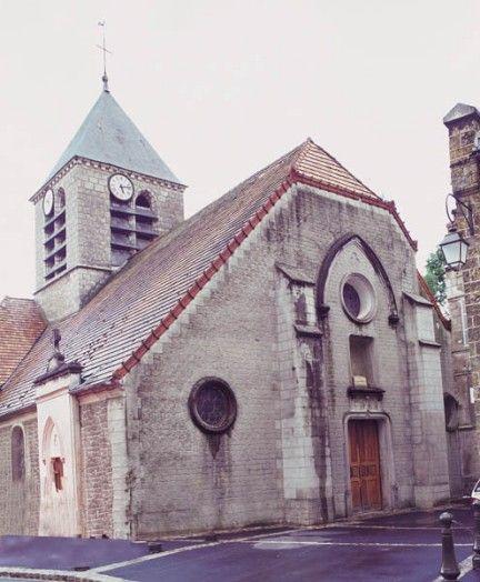Eglise Saint-Romain, La Ferté-Gaucher