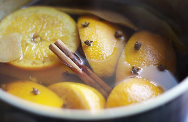 Have company coming over? Fire up your slow cooker and get one of these four DIY air freshener recipes simmering to make your home smell amazing.